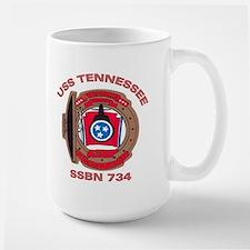 USS Tennessee SSBN 734 Mug