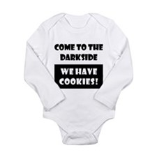 Come to the Dark Side, Cookie Long Sleeve Infant B