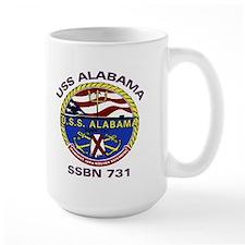 USS Alabama SSBN 731 Mug