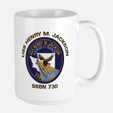 USS Henry M Jackson SSBN 730 Mug
