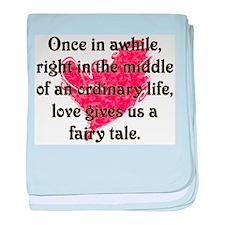 Fairy Tale Love Infant Blanket