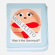 Miss Pluto Infant Blanket