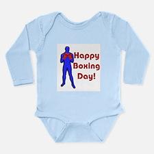 Boxing Day Long Sleeve Infant Bodysuit