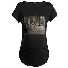 Degas Ballet Class T-Shirt