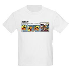 0358 - Chuck going down... T-Shirt