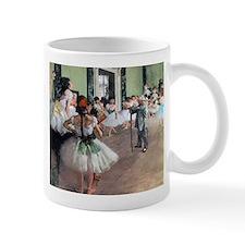 Degas Ballet Class Mug