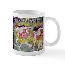 Degas Ballet Dancers Mug