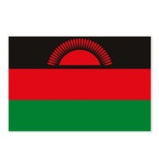 Malawi Flag Postcards (Package of 8)