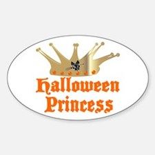 Halloween Princess Decal