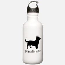 Lancashire Heeler Water Bottle