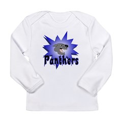 Panthers Long Sleeve Infant T-Shirt