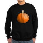 Pumpkin for Halloween Sweatshirt (dark)