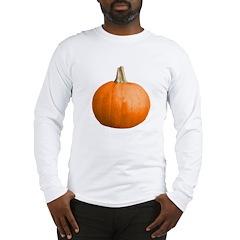 Pumpkin for Halloween Long Sleeve T-Shirt
