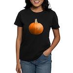 Pumpkin for Halloween Women's Dark T-Shirt