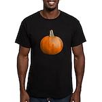 Pumpkin for Halloween Men's Fitted T-Shirt (dark)