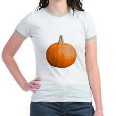Pumpkin for Halloween Jr. Ringer T-Shirt