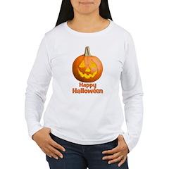 Happy Halloween Pumpkin Jack- T-Shirt