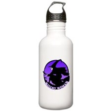 Witchy Woman Sports Water Bottle