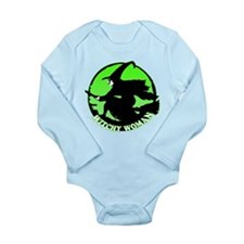 Witchy Woman Long Sleeve Infant Bodysuit