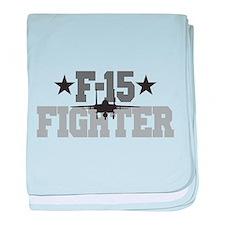 F-15 Fighter Infant Blanket