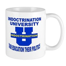 INDOCTRINATION UNIVERSITY...