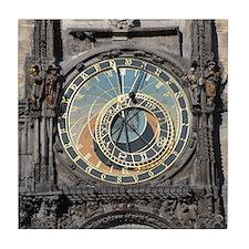 Astronomical Clock Tile Coaster