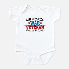Air Force War Veteran Infant Bodysuit