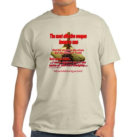 Effective Weapon Light T-Shirt