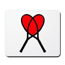 Heart Rackets Mousemat