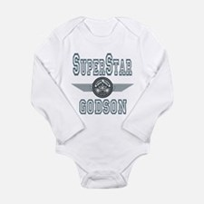 Superstar Godson Long Sleeve Infant Bodysuit