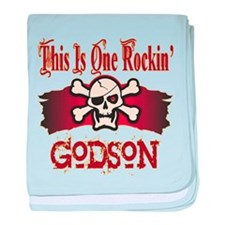 Rockin Godson Infant Blanket