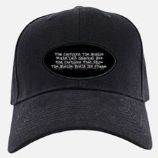 Mohammed Cartoon Baseball Cap Hat