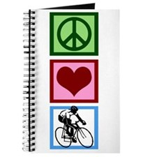 Peace Love Cycling Journal