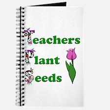 Cute Assistant teacher Journal