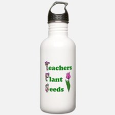 Cute Elementary Sports Water Bottle