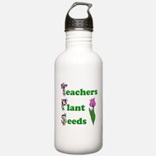 Cool Preschool teacher Water Bottle
