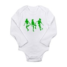 Green express Yourself Female Long Sleeve Infant B