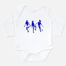 Blue Express Yourself Female Long Sleeve Infant Bo