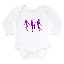 Express Yourself Li Long Sleeve Infant Bodysuit