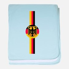 Germany Soccer Fussball SV de Infant Blanket