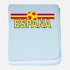 Espana, Spain, Horizon Infant Blanket