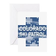 Colorado Ski Patrol Greeting Cards (Pk of 10)