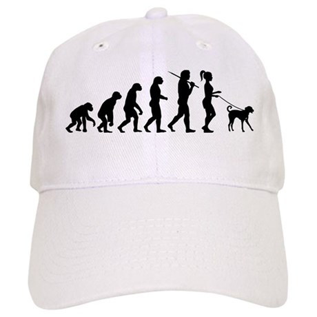 Girl Dog Walker Cap