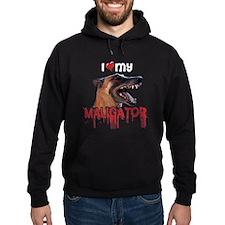 Love My Maligator Hoodie