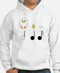 Musical Notes Hoodie
