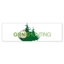 Hunting Bumper Sticker