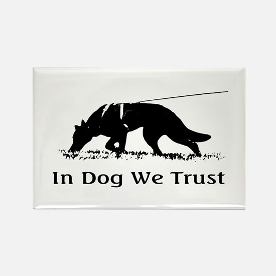 dogwetrust Rectangle Magnet