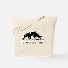 dogwetrust Tote Bag