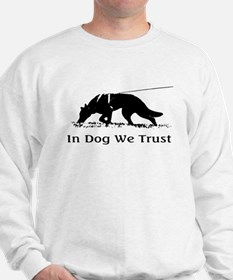 dogwetrust Sweatshirt