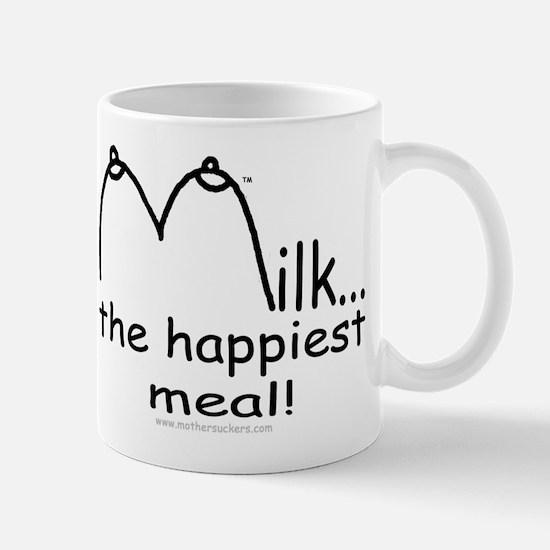 the happiest meal Mug